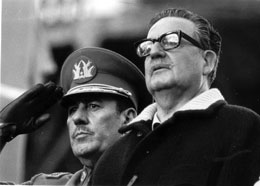 Salvador Allende photo 8 sur 10
