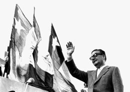 Salvador Allende photo 9 sur 10