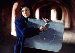 11'09''01 September 11 Samira Makhmalbaf photo 1 sur 19