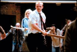 photo 9/13 - Simon Pegg - Shaun of the dead