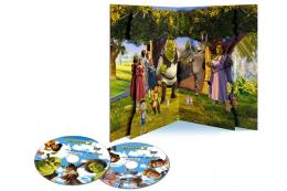 photo 16/21 - Dvd Collector ouvert - Shrek 2