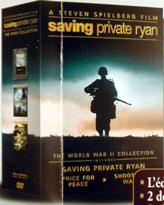 Il faut sauver le soldat Ryan  Edition 4 dvd 2�me Guerre Mondiale photo 4 sur 5