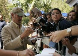 photo 29/56 - Pr�sentation du Film au Festival de Venise - 1er septembre 2004 - Le Terminal