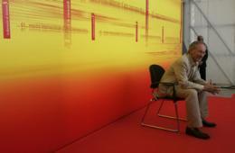 photo 43/56 - Pr�sentation du Film au Festival de Venise - 1er septembre 2004 - Le Terminal
