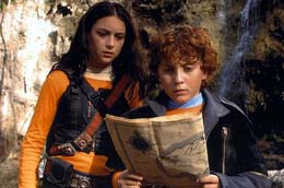Spy Kids 2 : Espions en herbe Daryl Sabara, Alexa Vega photo 2 sur 7
