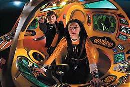 Spy Kids 2 : Espions en herbe Daryl Sabara, Alexa Vega photo 4 sur 7
