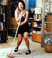 Une femme de ménage photo 5 sur 6
