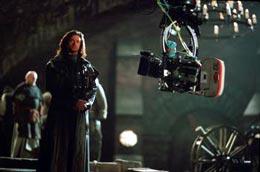 Van Helsing Le tournage photo 6 sur 14