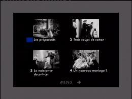 photo 2/2 - Menu Dvd - La Vie privée d'Henry Vlll
