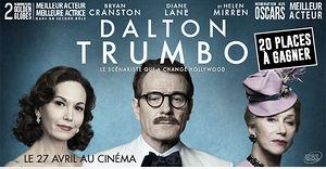 Dalton Trumbo (20 places de cin�ma � gagner)