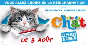 Ma Vie de Chat (20 places de cin� � gagner)