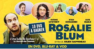 Rosalie Blum (10 dvd � gagner)