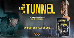 Au Bout Du Tunnel (des dvd à gagner)