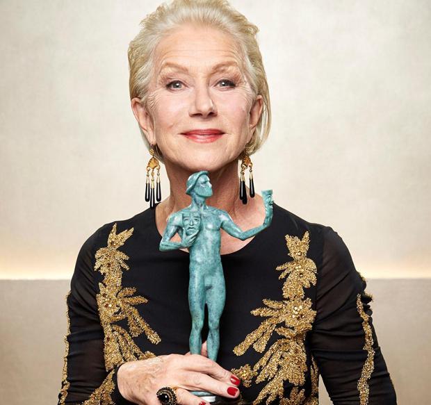 Helen Mirren bient�t aux c�t�s de Bryan Cranston ?