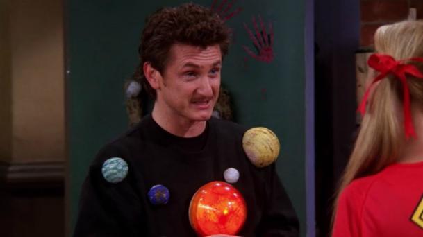 Sean Penn dans une série spatiale !