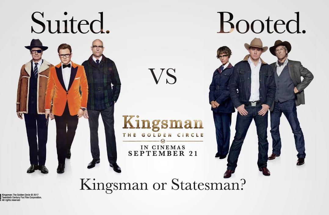 Kingsman 3 : Matthew Vaughn donne des détails