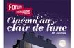 Hommage à Paris pour le festival au clair de lune