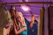 Ken et Barbie, héros du court métrage qui précèdera Cars 2
