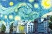 Van Gogh s'invite sur l'affiche du Minuit � Paris de Woody Allen