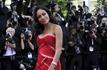 Rosario Dawson aux côtés de Josh Duhamel et Bruce Willis