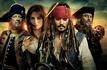 Pirates des Caraïbes 4 parmi les 10 plus gros succès