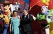 John Lasseter obtient son �toile sur le Walk of Fame