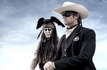 Première photo de Johnny Depp dans The Lone Ranger