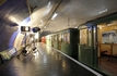 Porte des Lilas, un véritable plateau de cinéma dans le métro parisien