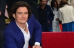 Orlando Bloom re�oit son �toile sur Hollywood Boulevard