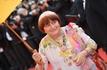Agnès Varda honorée pour son oeuvre au Festival de Locarno