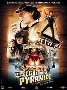 Le Secret de la pyramide (Young Sherlock Holmes)