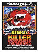 L'attaque Des Tomates Tueuses