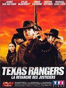 Texas rangers, la revanche des justiciers