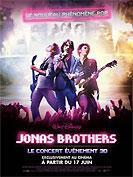 Jonas Brothers : le concert événement 3D