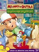 Manny et ses outils : A la rescousse des animaux