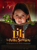 Lili la petite sorci�re, le dragon et le livre magique