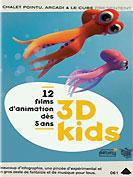 3D Kids : 12 films d'animation pour les enfants