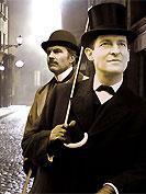 Sherlock Holmes, la série