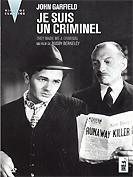Je suis un criminel