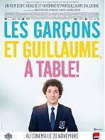 Les gar�ons et Guillaume, � table !