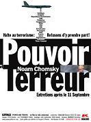 Noam Chomsky : Pouvoir et Terreur. Entretiens après le 11 septembre