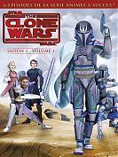 Star Wars, The Clone Wars - Saison 2 - Vol.3