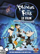 Phineas et Ferb le film - Voyage dans la 2nde dimension