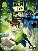 Ben 10 Alien Force - Saison 2, Vol. 1