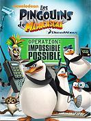 Les pingouins de Madagascar - Opération impossible possible