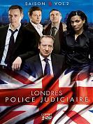 Londres : Police Judiciaire - Saison 2 - Vol.2