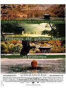 Printemps, été, automne, hiver et printemps