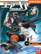 Air Gear - Int�grale Slim