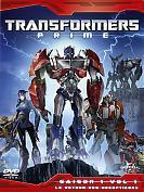 Transformers Prime - Saison 1 Vol. 1 & 2