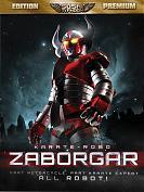 Karate Robot Zagobar